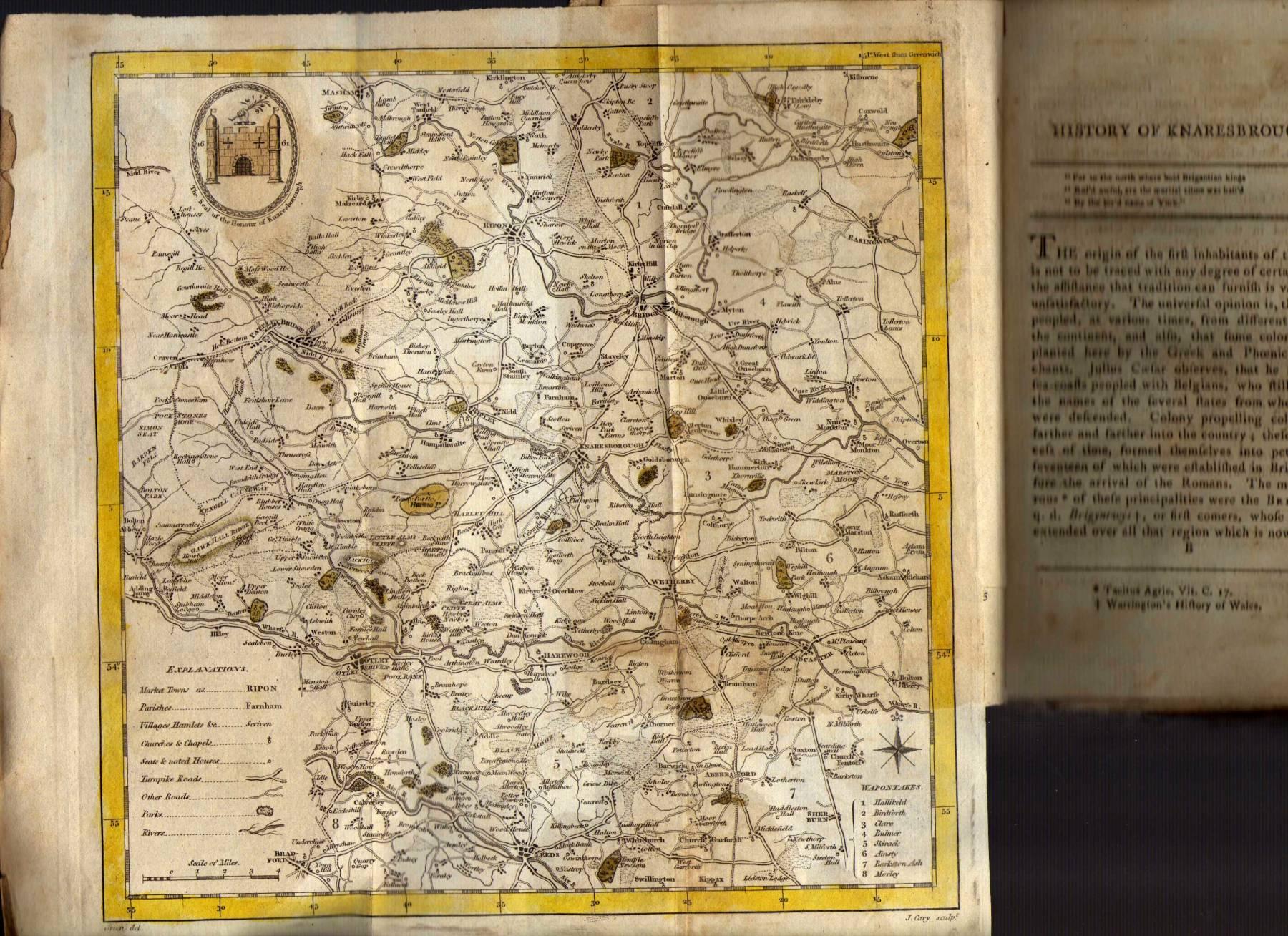 History of Knaresborough