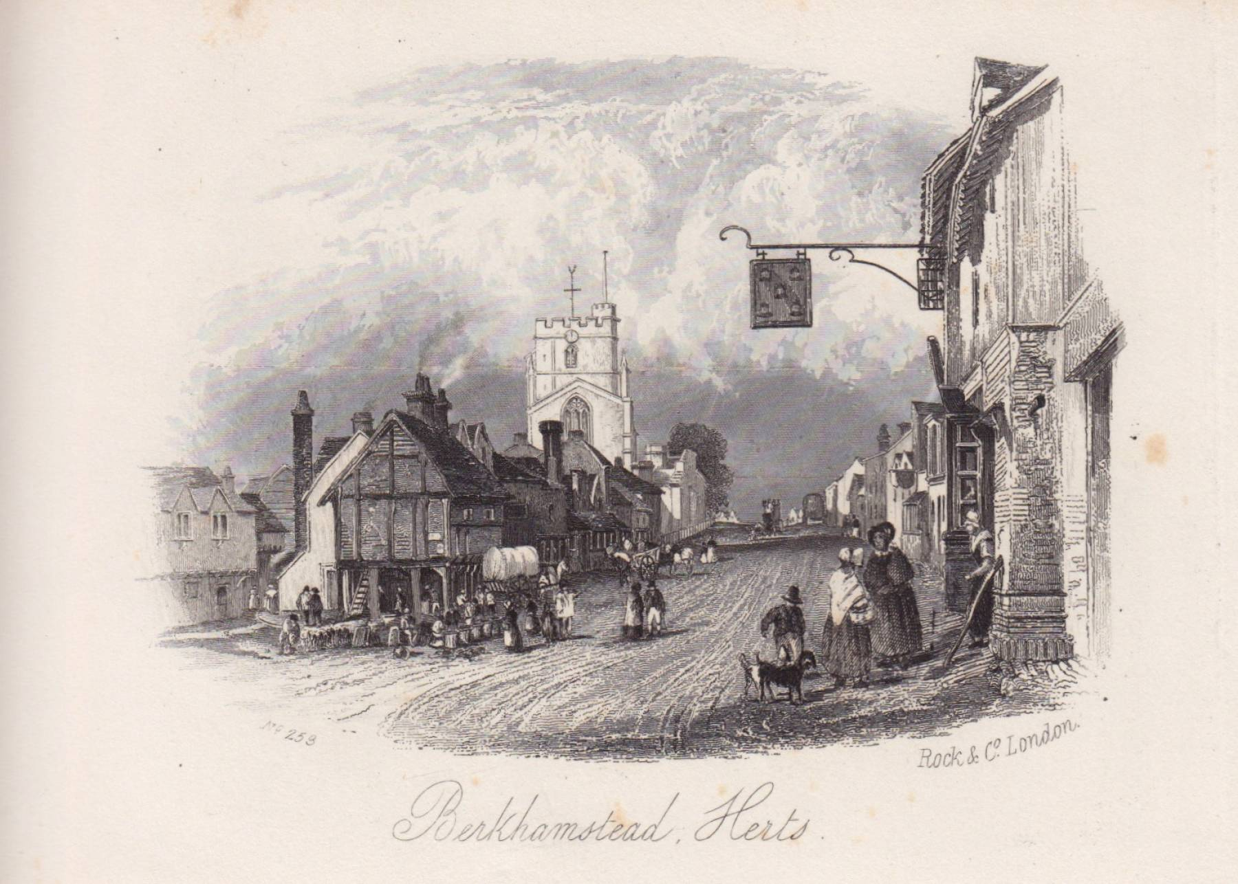 Six Views of Berkhamstead