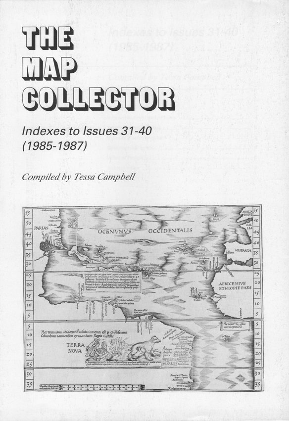 The Map Collector Index