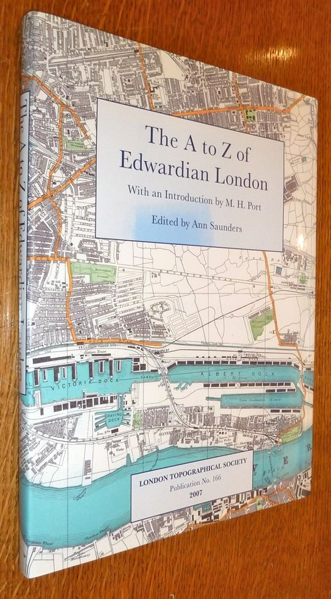 A to Z of Edwardian London