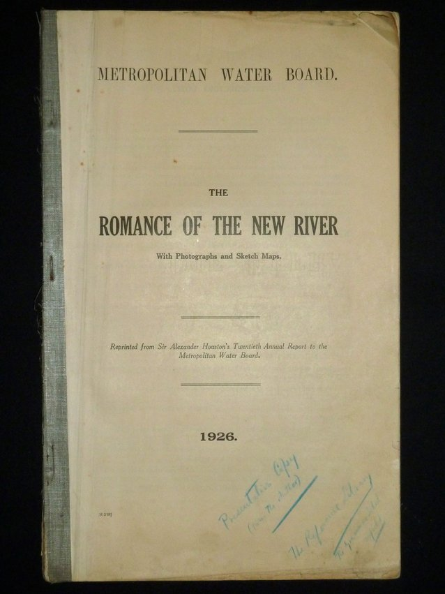 The Romance of the New River