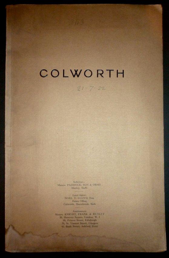 Colworth Estate Bedford Bedfordshire