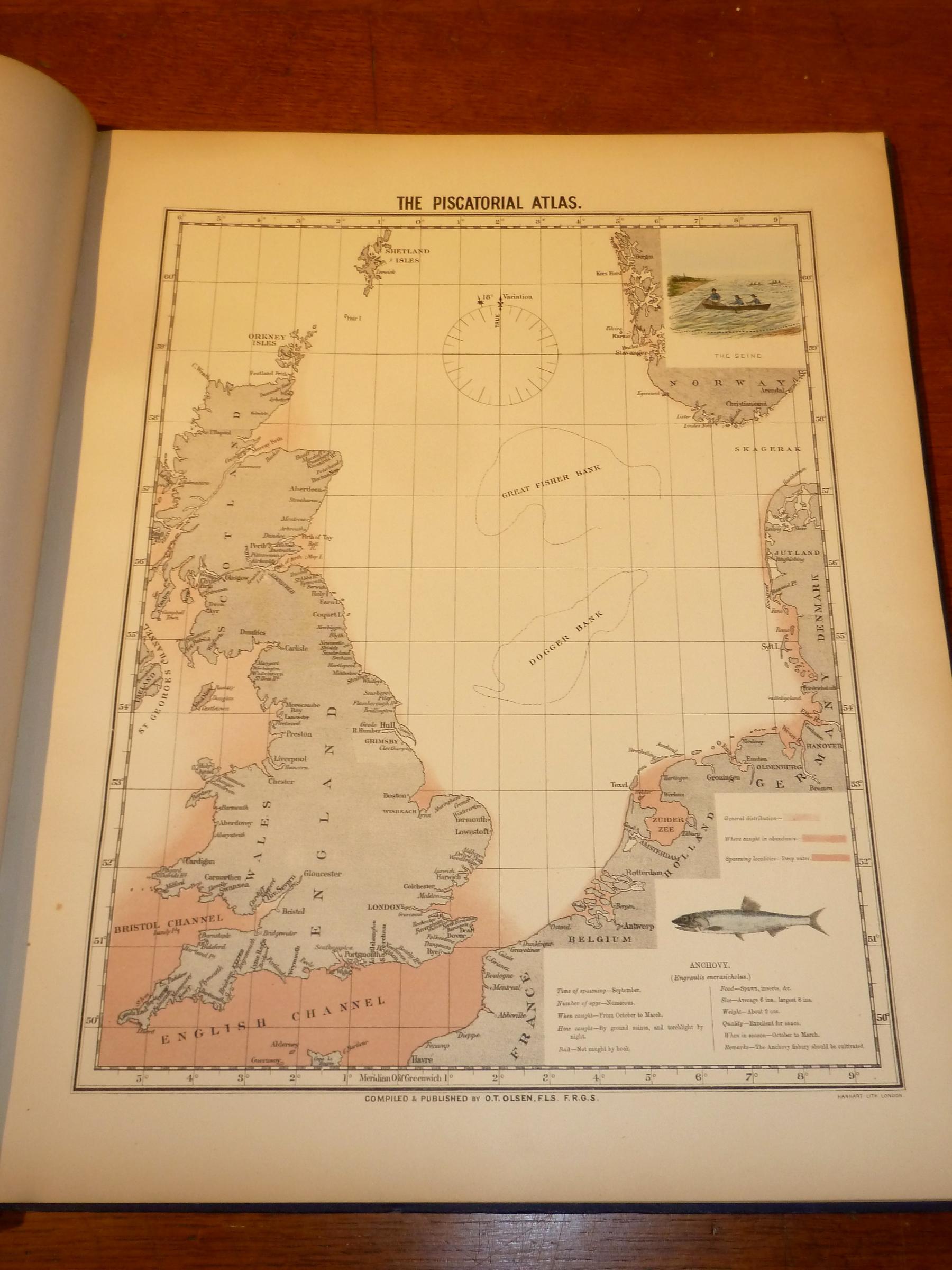 The Piscatorial Atlas