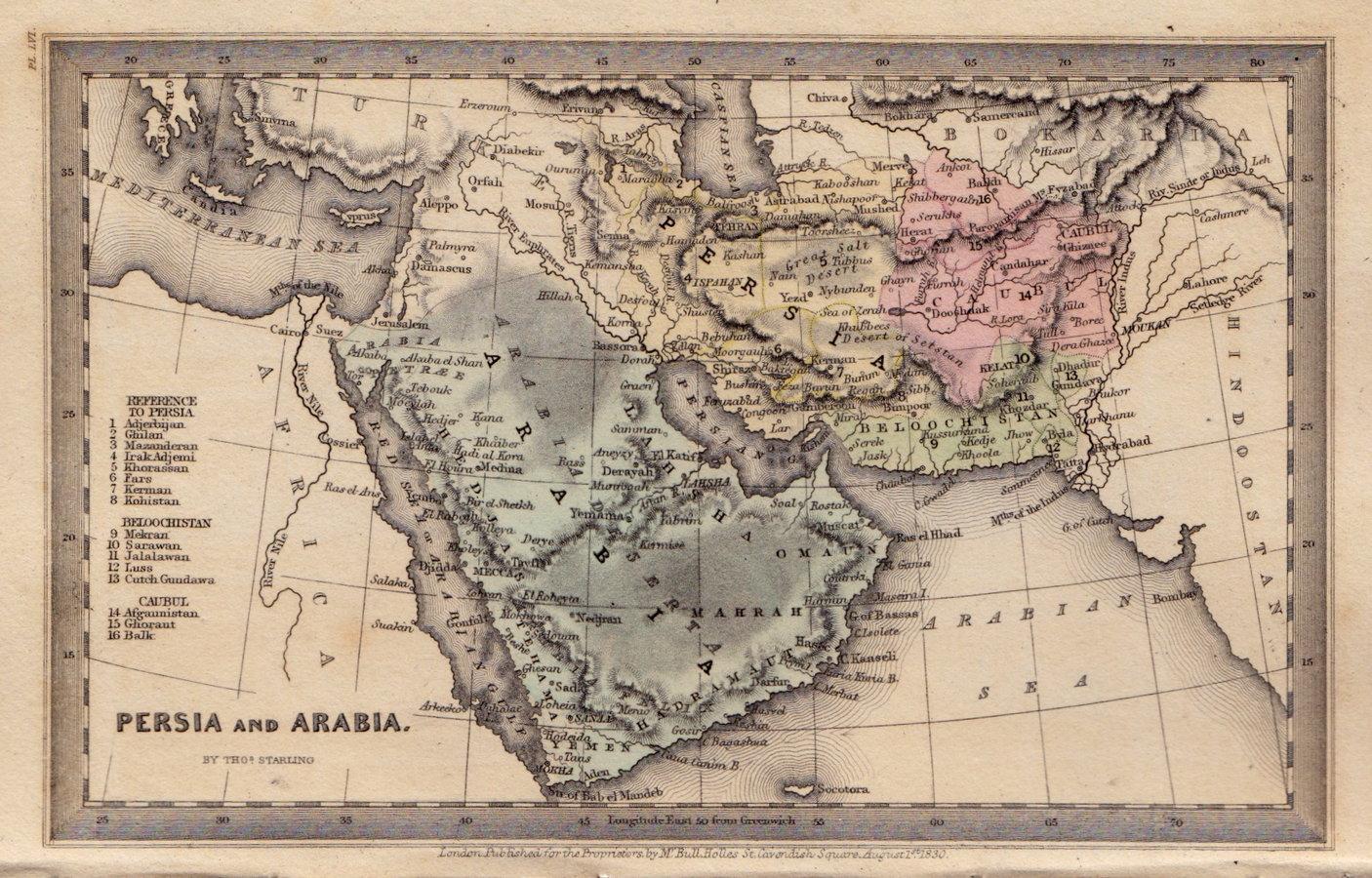 Arabia Starling