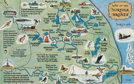 Norfolk Postcard