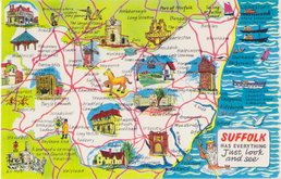 Suffolk Postcard