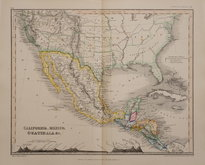 California, Mexico by Dower