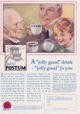 Advert. Postum & Bestway