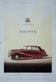 Advert's. Daimler & Number 7