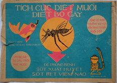 Vietnamese Mosquito Poster