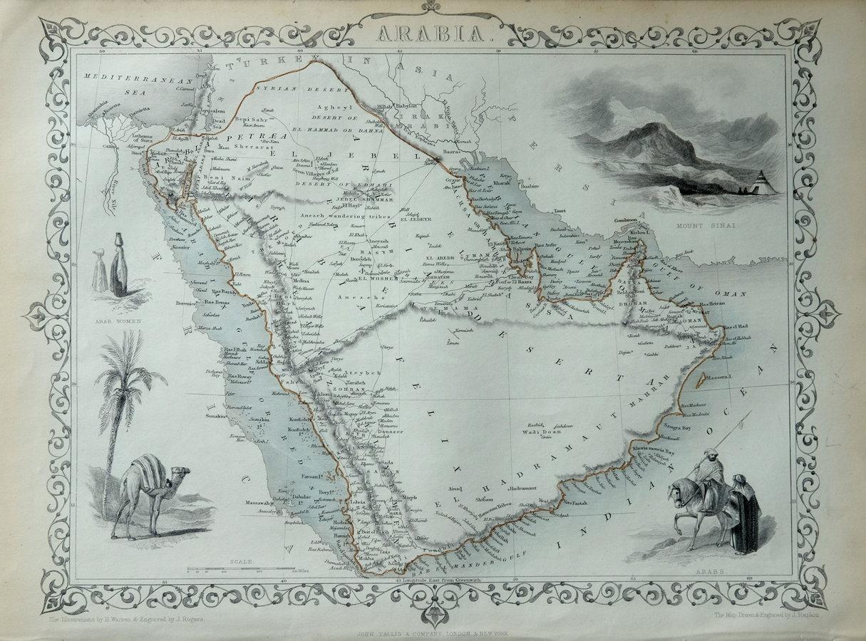 Arabia by Rapkin