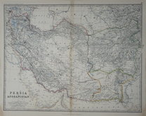 Iran by Johnston