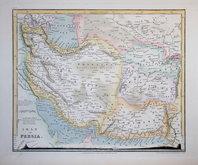 Iran by Dower
