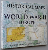 Historical Maps of World War II Europe