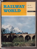 Railway World 1969-1970
