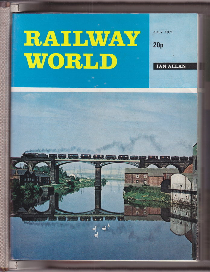 Railway World 1971-1972
