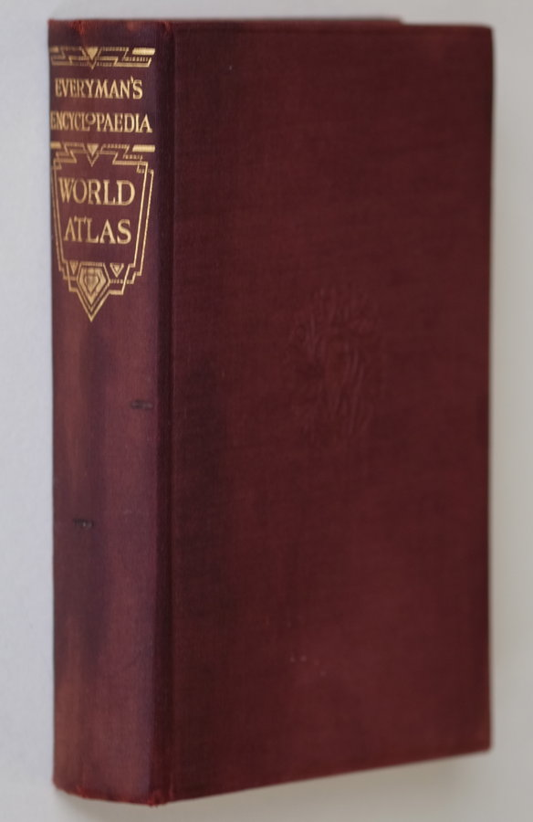 Everyman's World Atlas