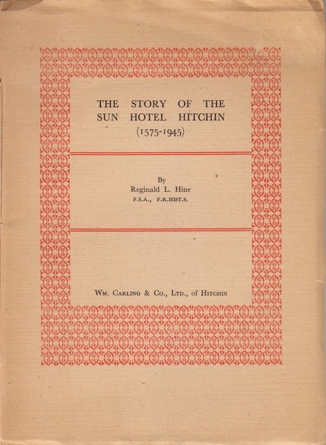 The Story of The Sun Hotel Hitchin