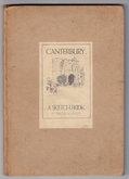 Canterbury. A Sketch Book.