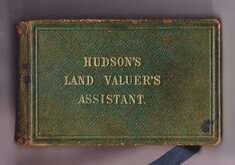 Hudson's Land Valuer's Assistant
