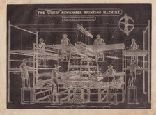 Times Printing Machine