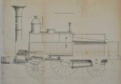 Johnstone's Locomotive Boiler