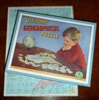 Jigsaw Puzzle British Isles