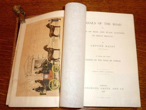 Annals of the Road