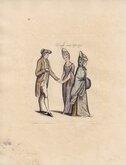 Dress circa 1770, 1773
