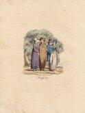 Dress in 1807