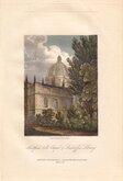 Hertford Colege Chapel Oxford