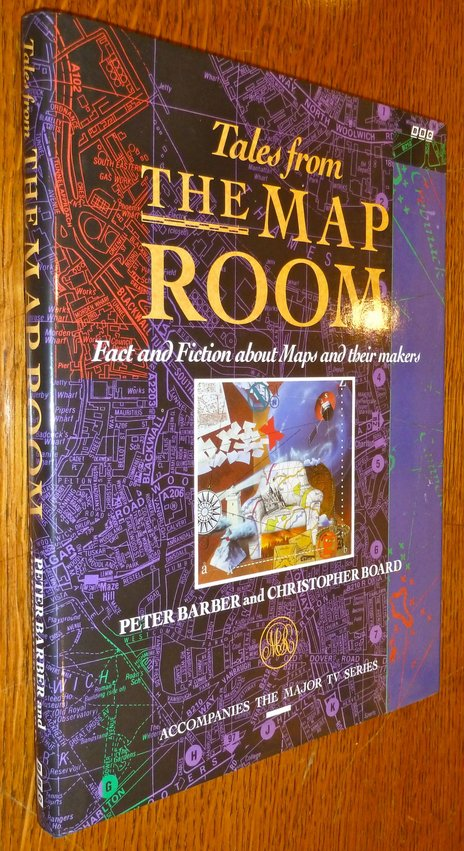 Tales From the Map Room