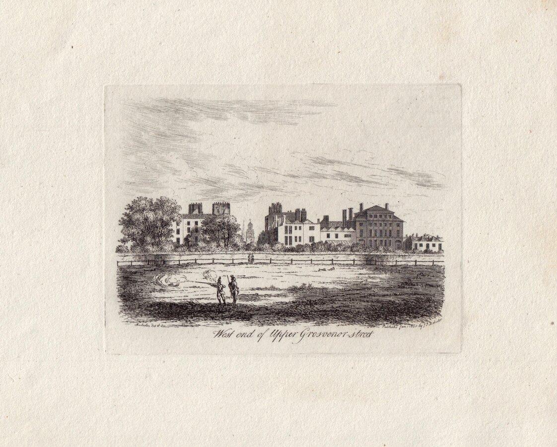 Upper Grosvenor St.