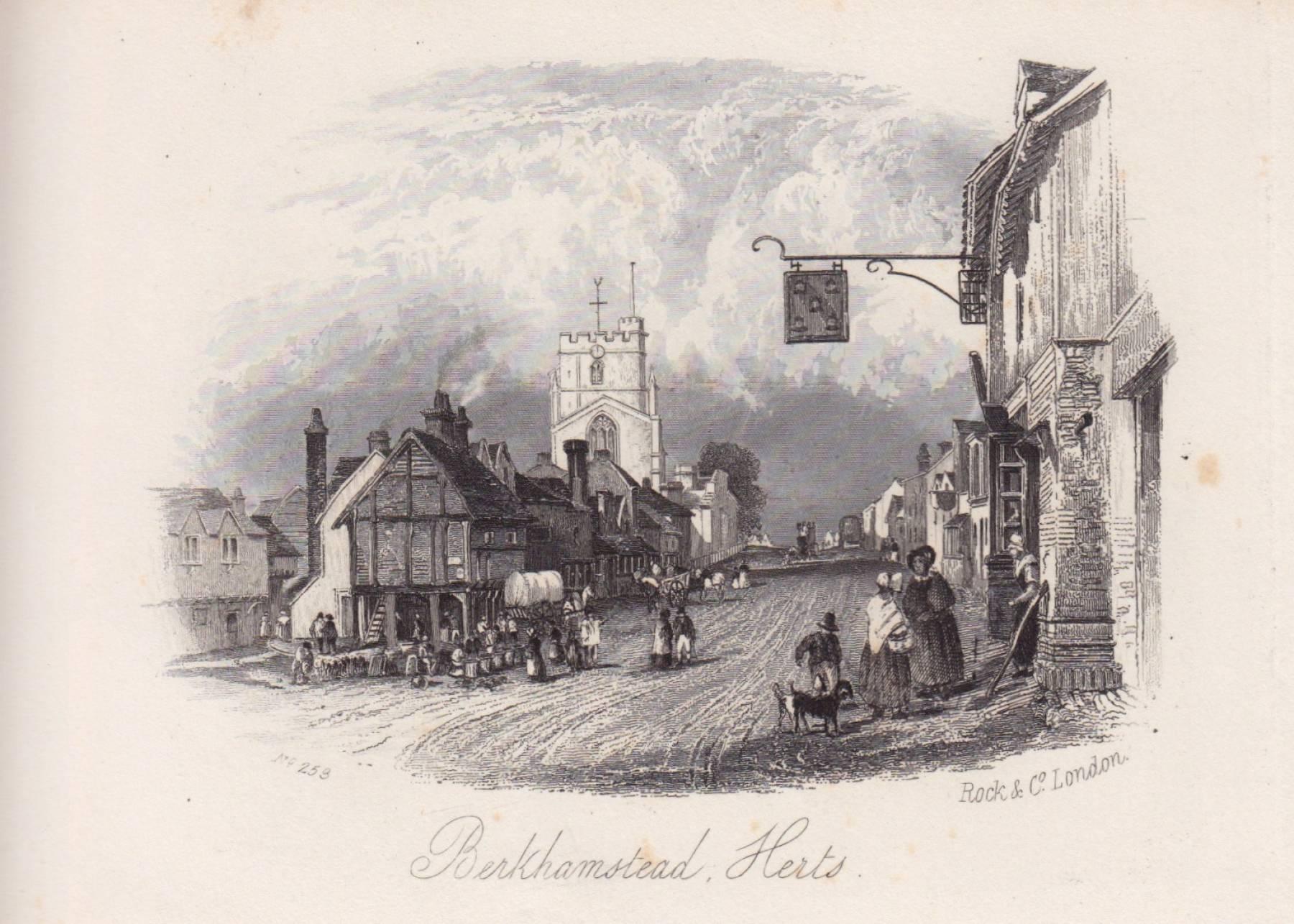 Six Views of Berkhamsted
