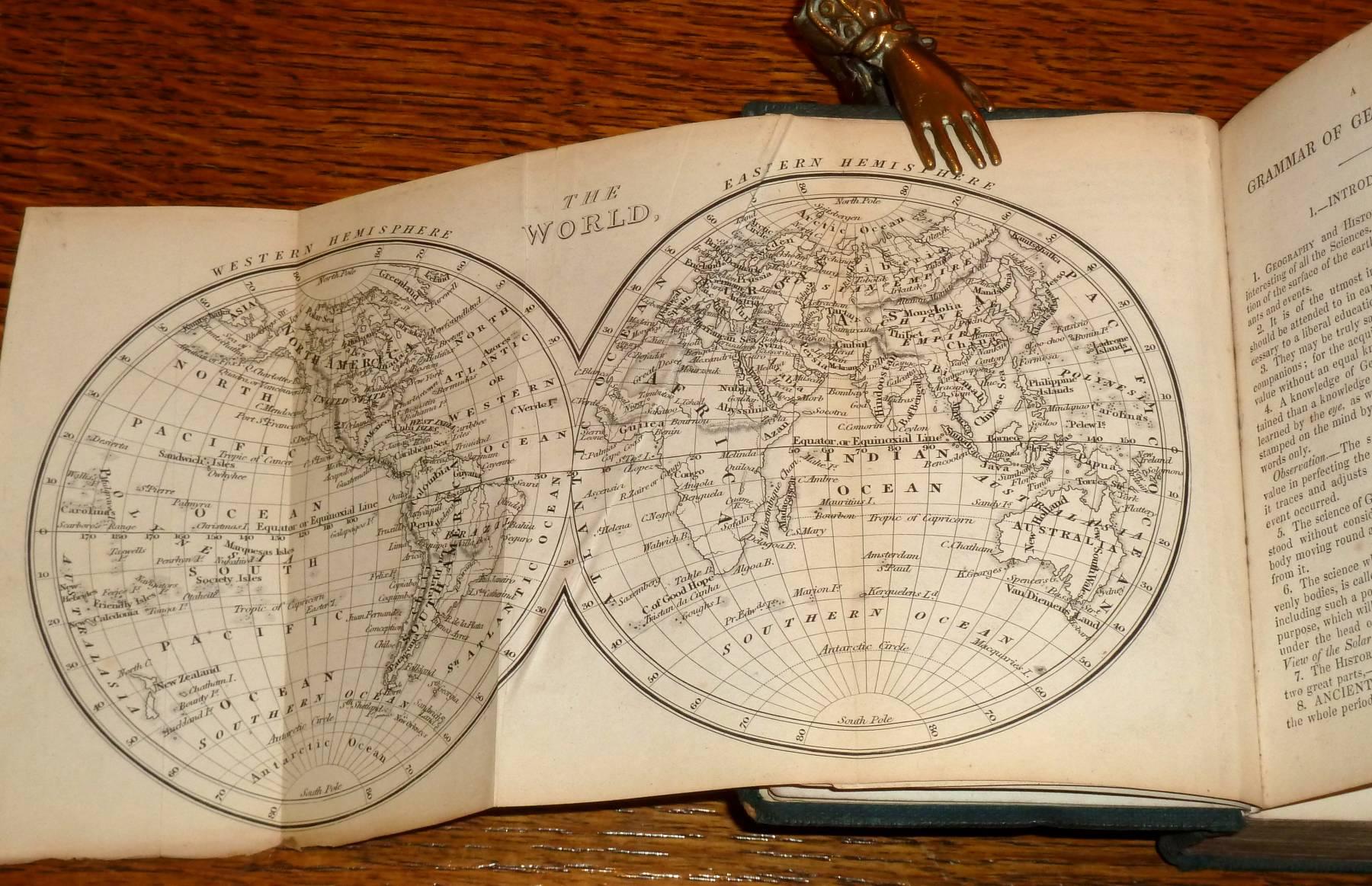 Pinnock's Modern Geography