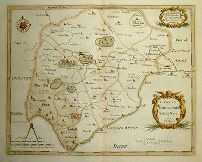 Rutland Maps