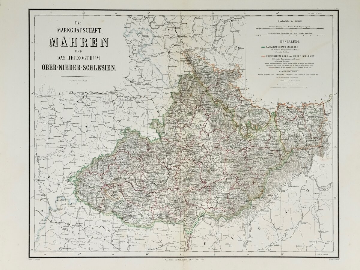 Moravia by Graf
