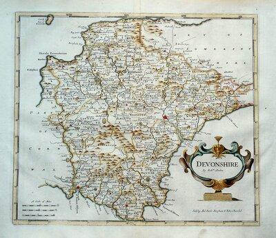 Devon Maps