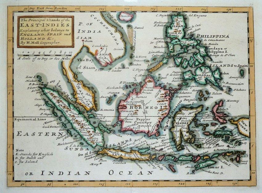 East Indies - Moll