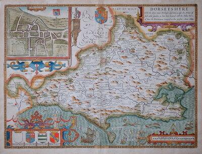 Dorset Maps
