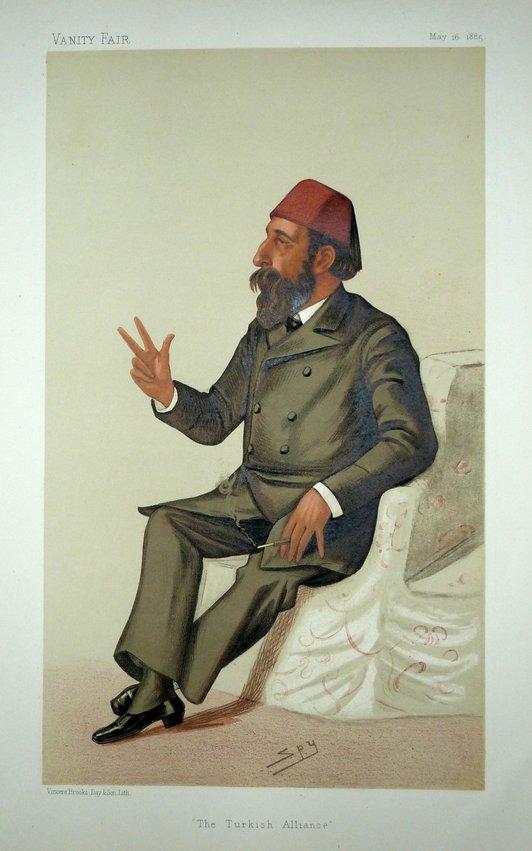 Hassan Fehmy Pasha