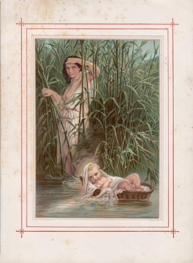 Miriam & Moses