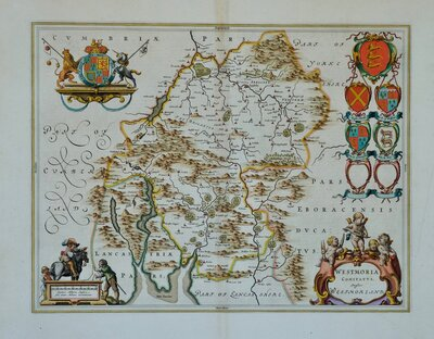 Westmorland Maps