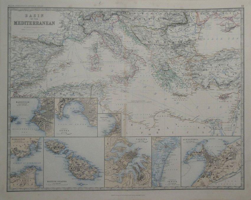 Mediterranean by Johnston