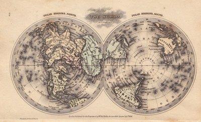 World Maps and Charts