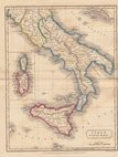 South Italy, Sicily, Sardinia & Corsica. Hall
