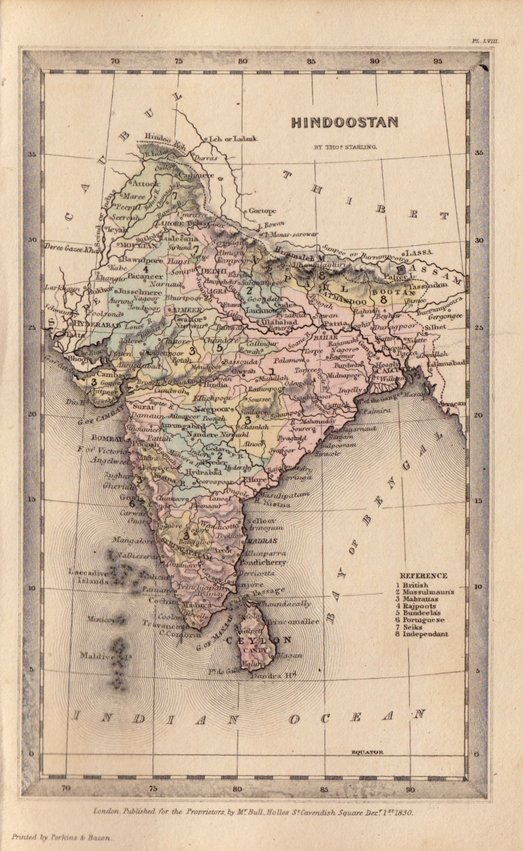 India - Starling
