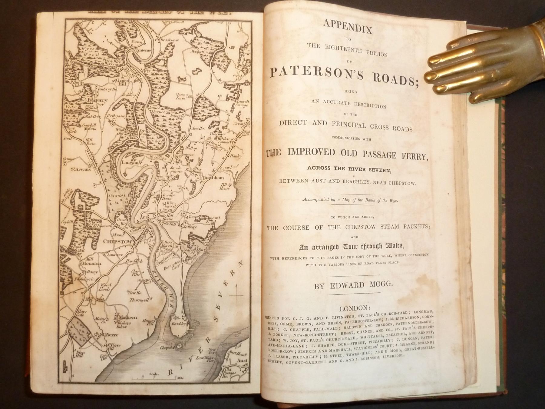 Paterson's Roads