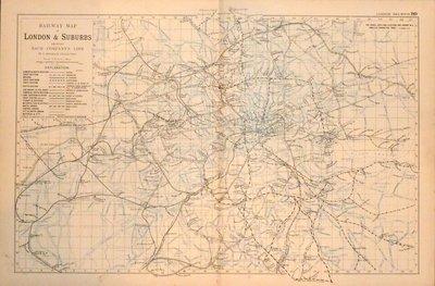 Waterways & Railways