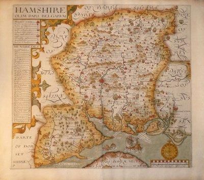 Hampshire Maps
